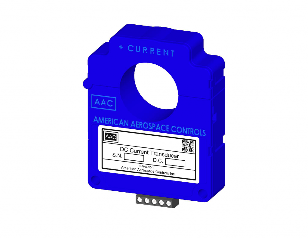Dc Current Transducer 921 American Aerospace Controls