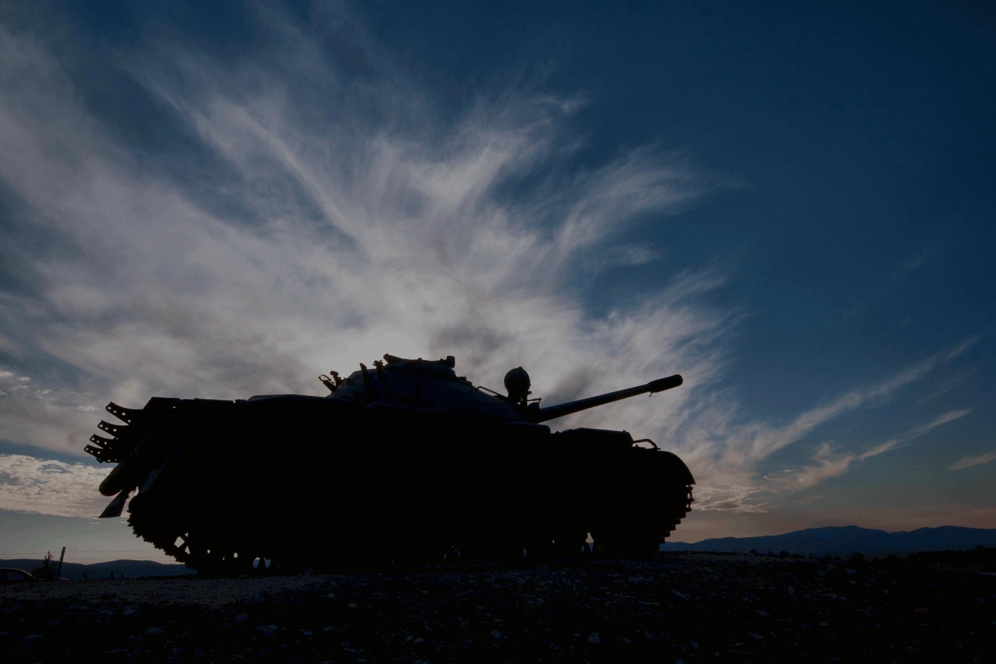 slide-tank