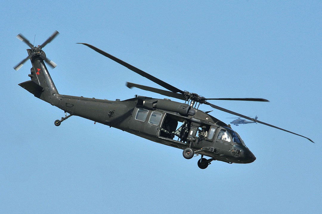 Current sensors for Sikorsky UH-60 Black Hawk